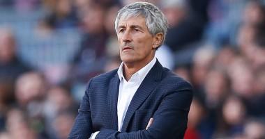Сетьен уволен с поста главного тренера Барселоны