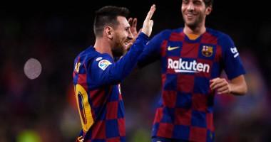 Барселона – Сельта 4:1 видео голов и обзор матча