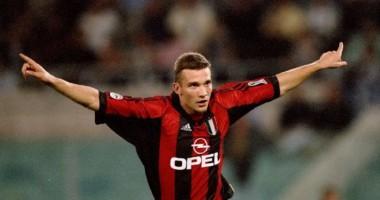 Ровно 20 лет назад Андрей Шевченко забил дебютный гол за Милан