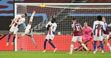 Вест Хэм - Кристал Пэлас 1:1 видео голов и обзор матча чемпионата Англии