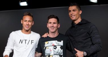Не Роналду: стало известно, кто самый дорогой футболист мира