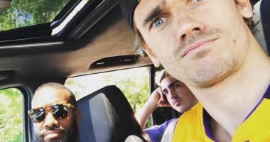 Американская мечта: игрок Атлетико после смены имиджа отправился в США