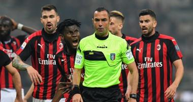 Это был адреналин в игровой ситуации: игроки Милана о драке