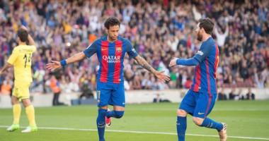 Барселона — Вильярреал 4:1 Видео голов и обзор матча