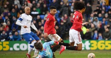 Транмер Роверс - Манчестер Юнайтед 0:6 видео голов и обзор матча Кубка Англии