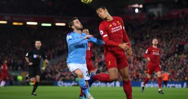 Ливерпуль - Манчестер Сити 3:1 видео голов и обзор матча АПЛ