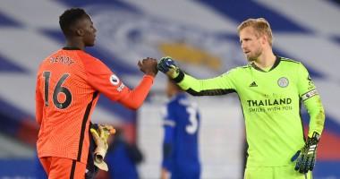 Лестер - Челси 2:0 видео голов и обзор матча АПЛ