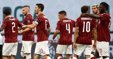 Милан - Болонья 5:1 видео голов и обзор матча чемпионата Италии