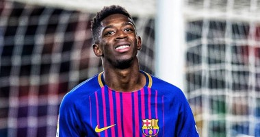 Отличный проход игрока Барселоны, который недавно восстановился от травмы