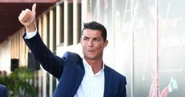 Роналду лаконично ответил всем критикам