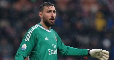 Брат Доннаруммы забил в ворота Милана автогол, который отменили из-за офсайда