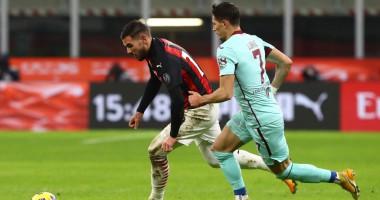 Милан - Торино 2:0 видео голов и обзор матча чемпионата Италии