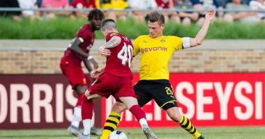 Ливерпуль – Боруссия Д 2:3 видео голов и обзор матча