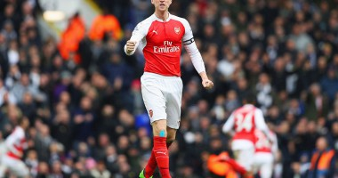 Защитник Арсенала стал жертвой розыгрыша