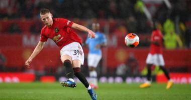 Манчестер Юнайтед - Манчестер Сити 2:0 видео голов и обзор матча АПЛ