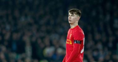 Молодой нападающий Ливерпуля побил уникальный рекорд Оуэна