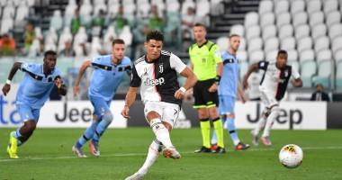 Ювентус - Лацио 2:1 видео голов и обзор матча чемпионата Италии