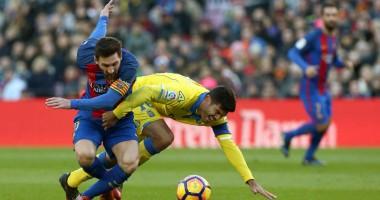 Барселона - Лас-Пальмас 5:0 Видео голов и обзор матча чемпионата Испании