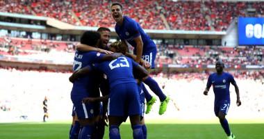 Челси - Бернли 2:3 Видео голов и обзор матча