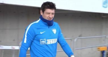 Селезнев провел первую тренировку в Малаге