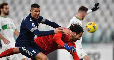 Ювентус - Сассуоло 3:1 Видео голов и обзор матча Серии А