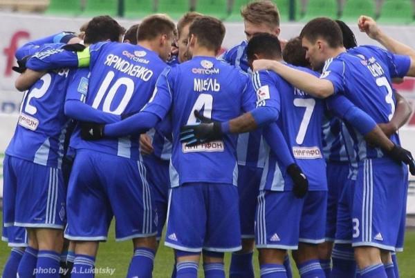 Киевское Динамо впервые осталось без медалей чемпионата Украины