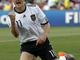 Мирослав Клозе празднует свой 12 гол на чемпионатах мира