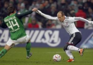 Бавария добыла волевую победу над Вердером