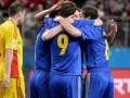 Евро-2014: Румыния - Украина - 0:1. Видео голов матча