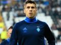 Хацкевич отстранил Хачериди от тренировок с первой командой – СМИ