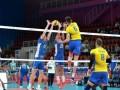 Мужская сборная Украины вышла в Финал Четырех волейбольной Золотой Евролиги