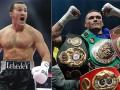 Официально: Чемпионский пояс WBA перешел от Усика к Лебедеву