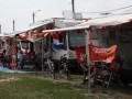 Фотогалерея: Оранжевые будни. Репортаж из голландского кемпинга в Харькове