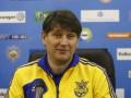 Тренер молодежной сборной Украины: Вчера звонил министр спорта, пожелал удачи