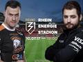 На стадионе Кельна пройдет футбольный матч между лучшими командами по CS:GO