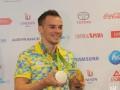 Олег Верняев признан лучшим спортсменом августа в Украине