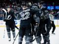 НХЛ: Тампа-Бэй уничтожила Анахайм, Вашингтон по буллитам уступил Ванкуверу