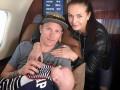 Ice ice baby: Кими Райкконен показал своего сына