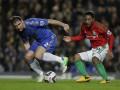 Суонси сенсационно выбивает Челси из Кубка английской Лиги