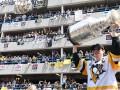 НХЛ: чемпионский парад Питтсбурга посетили 650 тысяч фанатов