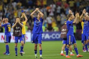 Украинцы покидают турнир