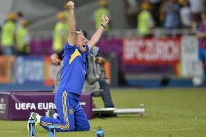 История на наших глазах. Ретроспектива выступления Украины на Евро-2012