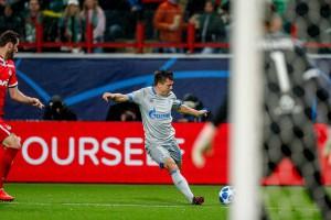 Наши в еврокубках: голевая подача Коноплянки и неудачи в Лиге Европы