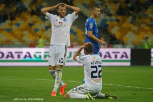 Разочарование Динамо и ливень для Металлургов: Лучшие фото третьего тура Премьер-лиги