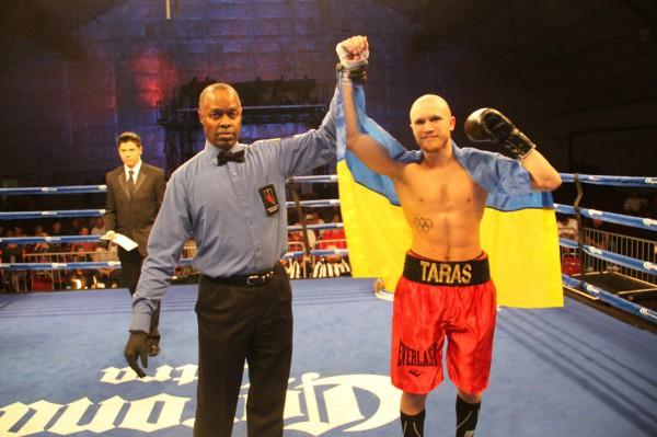 Шелестюк одержал девятую победу на профиринге