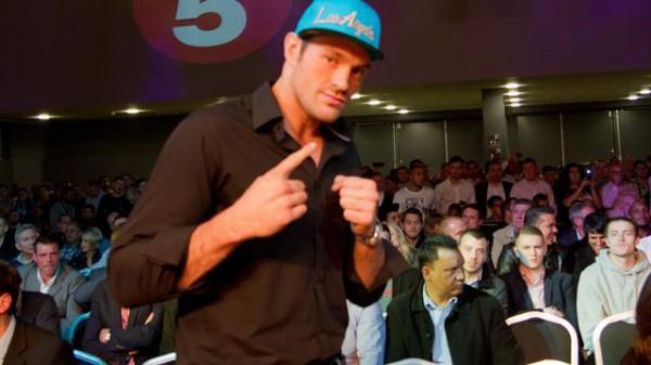 Тайсон Фьюри: Титул WBC очень много значит для меня