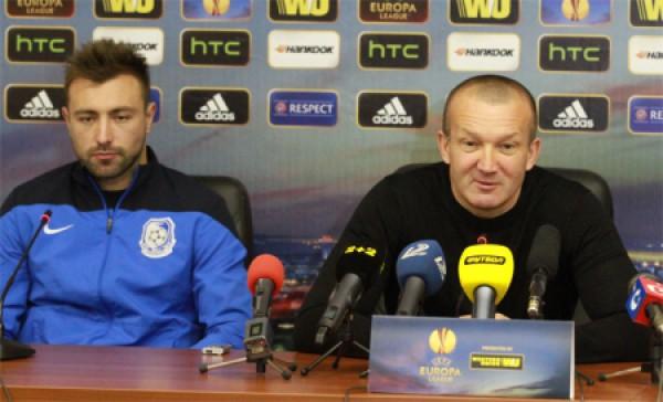 Григорчук заявил, что в головах игроков Черноморца только игра с Динамо