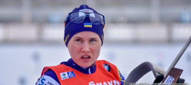 Рупольдинг: Стал известен состав сборной Украины на женскую эстафету