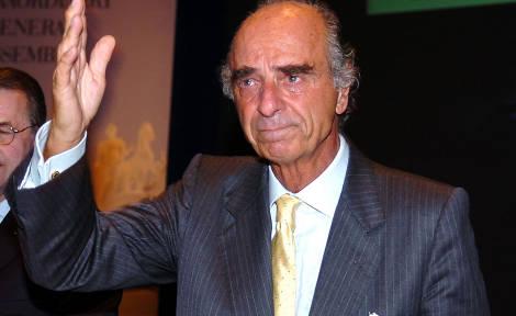 Член Международного олимпийского комитета Марио Песканте