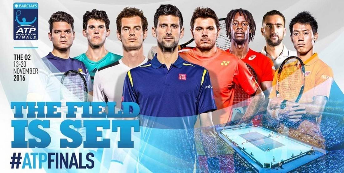 Все участники Итогового турнира ATP